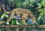 Leopard by GeorgeArt23