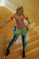 Monsters High- Victorian/Steampunk Lagoona. by FallMoonlitRose