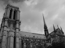 Notre Dame by Tain0s