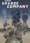 Savage Company Official Cover (CHAPTER 2) by yitexity