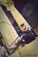 These Boots - Arkham City Catwoman by BeautifulSynCosplay
