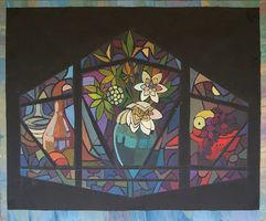 Stained glass by Gorgonzzola
