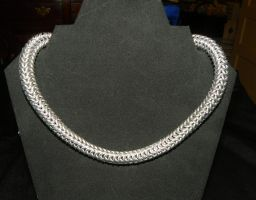 Aluminum Rope Necklace by ydoc16