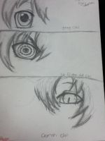 Ciels Eyes finished by DarkHallows1000