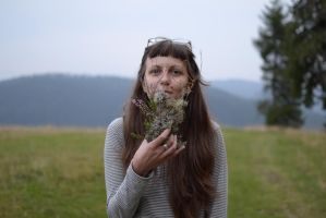 Lichens by kate-kat