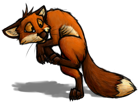 Crawling by FoxedRot