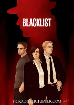 the blacklist by ivory-dusk