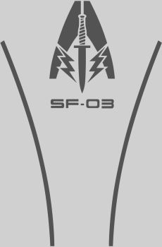 James Vega Special Forces T-shirt Logo by Stealthero