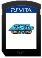 PlayStation All-Stars Battle Royale Card by ETSChannel