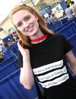the shirt says it all by Anna-McNarin