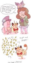 PKMNation-Payday by PixieParrot
