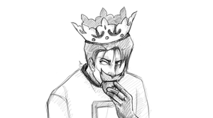 King Sjin by zanezell155
