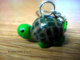 turtle charm by DahaeChun