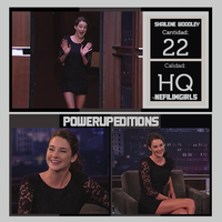 Photopack 074 - Shailene Woodley by PowerUpEditions