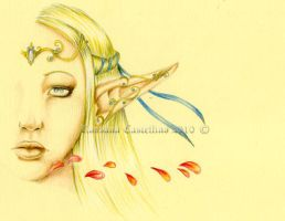 elf by RossanaCastellino
