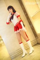 Eternal Sailor Mars Cosplay by adami-langley