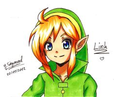 Link :3 by JasiChan17