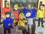 Star Trek and FMA:B Crossover by Cazamtothemax
