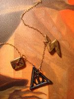 Harry Potter Necklace by candymonsters