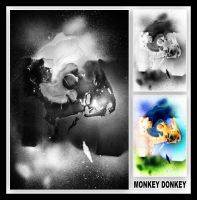 Monkey Donkey oO Tutorial Oo by nobock