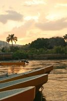 Tropical Boats 2148338 by StockProject1