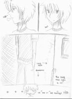 Finding Dad comic. Pg 3. by PheeOwhNah