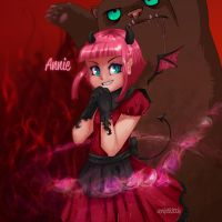LoL: Annie by scriptKittie