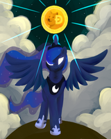 To The Moon! by BrownWolfFM