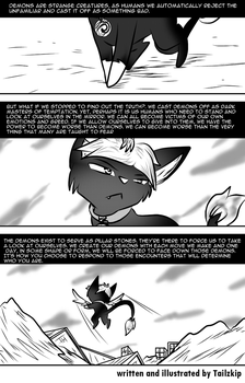 Tame Webcomic - CH14 Page 2 by Tailzkip