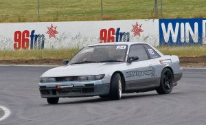 S13 drifting by xxenssial