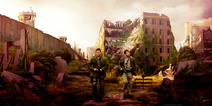 The last of us by IrenSupernatural