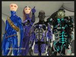 Alien Conference by CrwnPrince