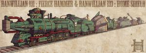 CS : Ranwill War Train by Hedrick-CS