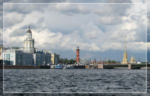 Saint Petersburg by maska13