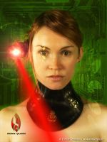 Borg Queen by kinkystyle