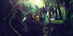 Green Arrow by Voqus