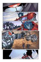 Transformers #17 by romulofajardojr