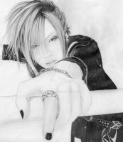 the GazettE - Uruha 1 by Inooo