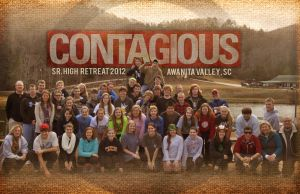 Contagious Retreat Poster by Treybacca