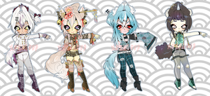 CLSD: MALE ADOPTABLE AUCTION by Lolisoup