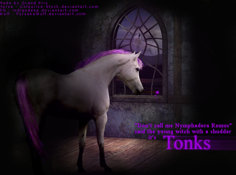 Tonks by oxom3ghanxox