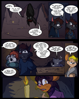 Keeping Up with Thursday, Issue 2 page 18 by AaronsArtStuff