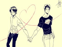 kontim-be with you, forever by fay419