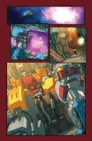 Optimus Spotlight PG5 by dcjosh