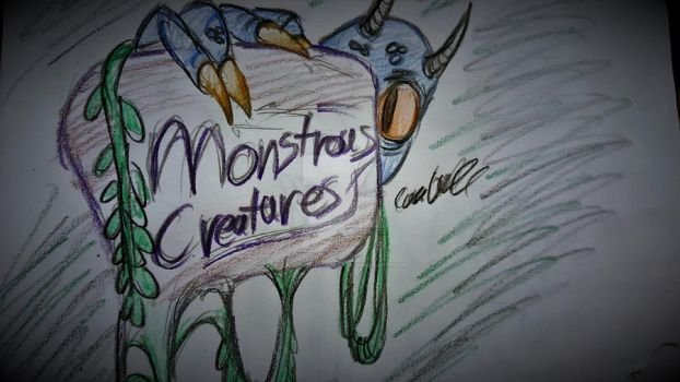 Monstrous Creatures by Camduvall