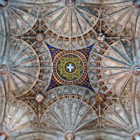 Canterbury Cathedral IV by sth22art