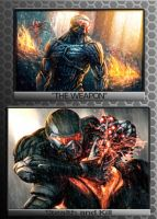 Crysis 2 - Thumbs by Ragaru