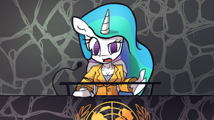 Commission - Celestia by Undead-Niklos