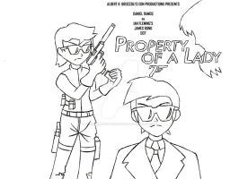 Property of a Lady 007 by AngelMaria89