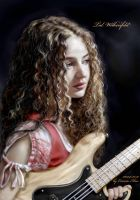 Tal Wilkenfeld by beckpage